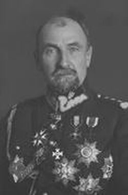 photo of general Tadeusz Rozwadowski - chief of staff